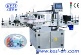 Caixa de duas faces da máquina de rotulação, Frente e Verso Rotulando a máquina