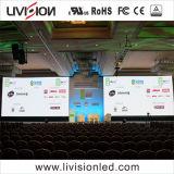 Écran vidéo de P3.9 Indoor LED pour des foires commerciales, conférences et événements