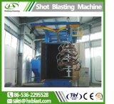 Huaxing industrielle Spinner-Haken-Granaliengebläse-Maschine für Metalldas entzundern