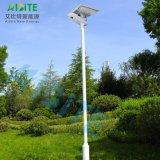 Indicatore luminoso di via solare esterno diretto della fabbrica 20With30W LED con il sensore di movimento