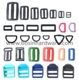 Versión de plástico hebilla del cinturón de equipaje