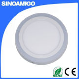 Светодиодный индикатор на поверхности панели установки лампы потолочного освещения