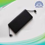 Comercio al por mayor 5000mAh batería externa portátil fino Regalo Promocional cargador de móvil