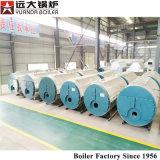 China Fornecedor 6 Ton fabricante da caldeira de vapor a óleo diesel, Caldeiras de vapor