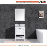 Encimera de mármol baño moderno vanidad T9303-48W