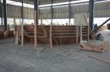 Le décor intérieur de matériaux recyclés Grg produits plâtre 3D Panneau mural (GRG48)