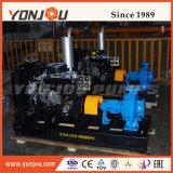 열 기름 원심 펌프 디젤 엔진