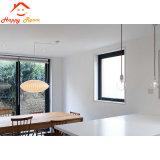 China Manufactura Venta caliente de aluminio y vidrio de seguridad de la ventana de aluminio