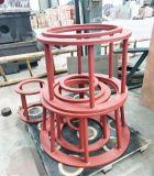 SGS를 가진 타이어 변경자 또는 타이어 재생 제거 단단한 타이어 이동할 수 있는 포크리프트 타이어 수압기