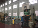125ton Jh21 크랭크 압박 자동적인 힘 압박 기계 가격 Jh21-125