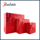 Настройка с помощью Bowknot сувенирного магазинов бумаги упаковки подарок сумки