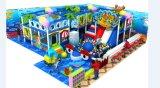 Thème de la mer de terrain de jeux pour enfants Naughty Château