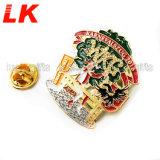 カスタム謝肉祭の折りえりPinの柔らかい卸し売り記念品