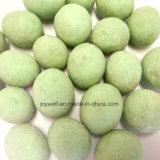 Populäres Wasabi Aroma-runde Erdnüsse Halal Bescheinigung