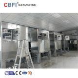 De Maker die van het Ijs van de Kubus van de Apparatuur van de Lijn van de Fabriek van het Bedrijf Machine maken