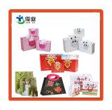 Лучшее качество питания на заводе рождественских покупок бумажных мешков для пыли
