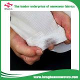 Spunbond coloridos 100% polipropileno PP Nonwoven Fabric Rolos respiráveis TNT tecido não tecido não tecido Tejida de Tela