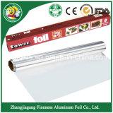 Roulis de papier d'aluminium de ménage de diamant