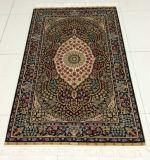 Восточные шелковые ковры ручной Knotted персидский ковер из шелка 92cmx153см