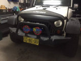 2016 NewWrangler Grille Angry Grill para Jeep