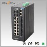 Elektrischer Kanal 14 und 8 Fx industrieller gehandhabter Netz-Schalter