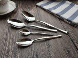 Colher redonda de Seving do jantar da tabela das colheres de sopa do aço inoxidável