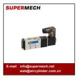 CA 110V 220V di CC 24V dell'elettrovalvola a solenoide dell'aria 4V110-06