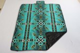 Coperta di /Custom della coperta del panno morbido di picnic del plaid