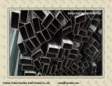 Tubulação quadrada soldada 304 do aço inoxidável de ASTM A554
