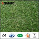 По борьбе с УФ защитой зеленый искусственных травяных коврик для использования вне помещений сад