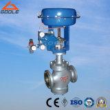 Neumático de doble flujo del regulador Sentado (GAZJHN)