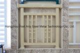 Haohan 고품질 장식적인 직류 전기를 통한 강철 Alluminum 합금 발코니 난간 40
