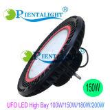 Venta directa de fábrica de la luz de almacén con protección IP65 LED 150W de la Bahía de alta