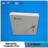 Casella terminale/blocco per grafici di distribuzione di fibra ottica