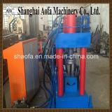 機械を形作る軽い鋼鉄スタッドロール