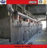 Asciugatrice della cinghia per frutta ed industria chimica