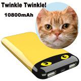 Новые глаза Twinkle крена силы крена 10000mAh силы