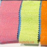 Tela de algodón Tela de poliéster Tela de spandex Tejido químico para prendas de vestir Textil para el hogar