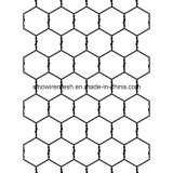 高品質によって電流を通される六角形ワイヤー網