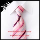 100% de tecidos de seda Mens Fashion atacado laços personalizados