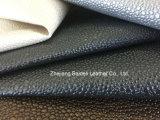 Couro sintético do plutônio do PVC do projeto da forma para o sofá, saco, mobília