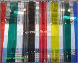 ستار شريط صفح حصيرة/لف لون واضحة/مرنة/ليّنة لوحة لون [بفك] قطاع جانبيّ