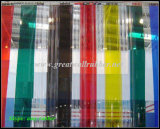 Профиль доски циновки/крена листа прокладки занавеса ясных/гибких/мягко плиты панели PVC
