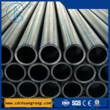Poly pipe en plastique de HDPE de tube