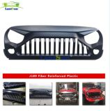 Black Angry Grille para Jeep Wrangler Jk