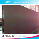 SMD 1r1g1b 임대 발광 다이오드 표시 스크린, P4.81 Die-Casting 알루미늄 옥외 LED 게시판