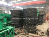 Goldnasses Wannen-Tausendstel, Goldreibende Tausendstel-Maschine für Sudan, Goldförderung-Pflanze