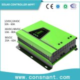 Solarsolarladung-Controller 12/24/48/96V des Stromnetz-10-80A MPPT