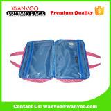 튼튼한 장식용 조직자를 인쇄하는 Foldable 화포 메이크업 어깨에 매는 가방