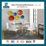 Modern die Ontwerp om de Bovenkant van de Lijst van het Glas voor Eetkamer met AS/NZS2208 wordt aangemaakt: 1996, BS6206, En12150